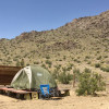 D 2. Tent platform, amazing views