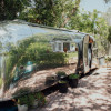 Vintage AIRSTREAM farm Glamping