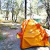 🏕Valley Camp @ Mountain Hostel ⛰
