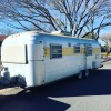 """Glamping  1966 Silver Streak """"Lucy"""""""