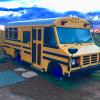 Nest in a School Bus