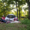 Barefoot Gee's Primitive tent camp
