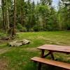 A Hidden Gem Campsite.