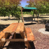 Secluded Walnut Grove for Small RV