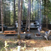 Lake Cushman Furnished Camper