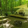 Hawaiian Luxury Tent #1, POV Resort