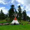 Plenty Star Ranch - Lakota Tipi