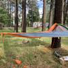 New Tree Tent at Tiny House Block