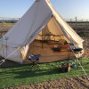 Game Night! Bell Tent Site #1