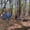 Tent Camping at Arabia Mtn Park
