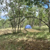 Zome Village Group Campsite