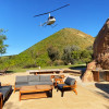 Luxury Helicopter Glamping