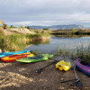 Camp, OHV, 2 Acre Pond