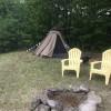 Cloud 9 Rustic Tipi Campsite