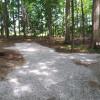 Hidden Woods--Pull-In Campsite #3