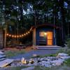 Catskills Glamping Cabin