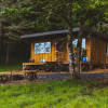 The Flying F Ranch bunkhouse
