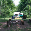 Shady Corner Camp - Tents & Campers