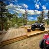 3-Acre Aspen Filled Campsite