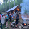 Cherryfield Luxury Group Camping