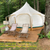 Glamping Tent #3 - Fully Furnished