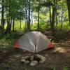 Mountain View Forest Tent Camping