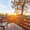 Rustic Modern Perch - GVL sunsets!!