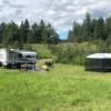 Field of Views, RV/Car camp site