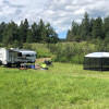 Field of Views, RV/Car camp site