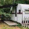 Vintage Camper in Duluth