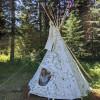 Little Bear Ranch TIPI 4 Two