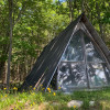 Off-grid Oceanfront Acadia A-frame