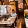70s Retro Motorhome, City Glamping