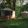 Camping at Zigzag Mountain Farm