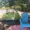 Animal lovers tent getaway