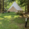 6M Canvas Bell Tent Rental