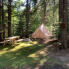 4M Canvas Bell Tent Rental