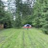Coastal camping