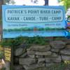 Cumberland Riverside  RV campsite