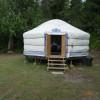 Hood Canal Groovy Yurt
