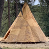 The Rustic Mountain Tipi