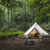 Mustang Valley Yurt Camping