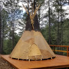 The Sprouted Grain Mountain Tipi