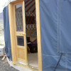 20' Yurt with 2  full size futons