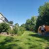 Stonebird Farm Camp Garden spot