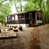 Glamping in a Vernon, NJ Resort