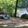 Beautiful Lake view camping