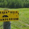 Aspen Hills Campsite #1