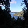 Malahat Viewpoint of Saanich Inlet