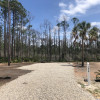 Private RV lot on FL Gulf Coast